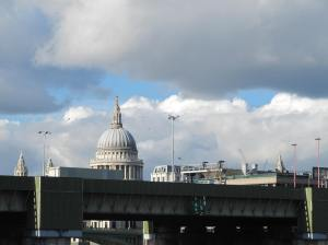St Paul's  A Beauty up close and in the distance
