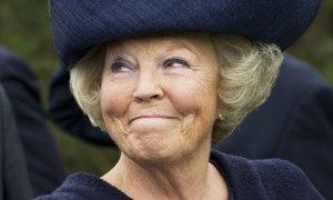 Smiling Beatrix