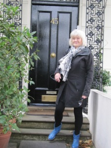 Stepping Out from 45 Chepstow Road