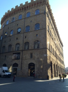 Ferragamo Flagship Store and Museum in the Palazzo Spini Feroni